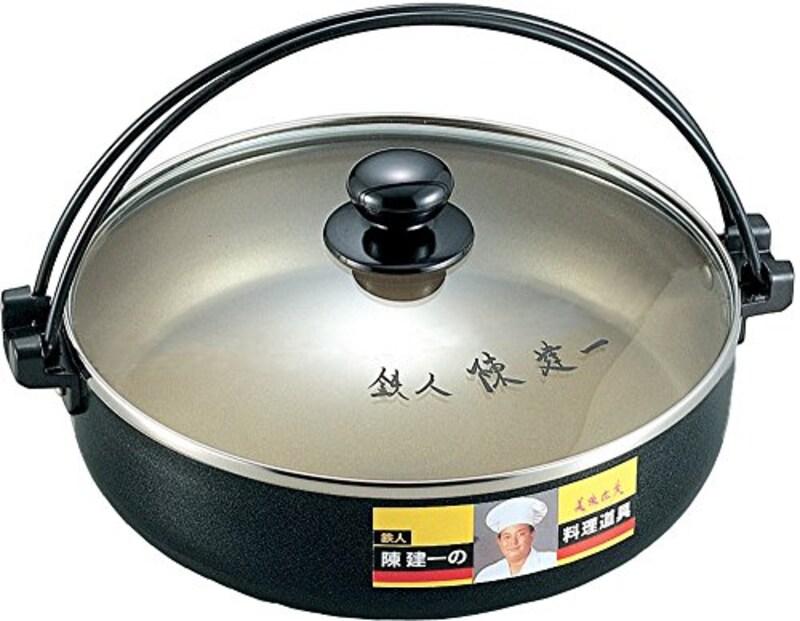 タマハシ,アルミすき焼き兼用餃子鍋 ,CK-612