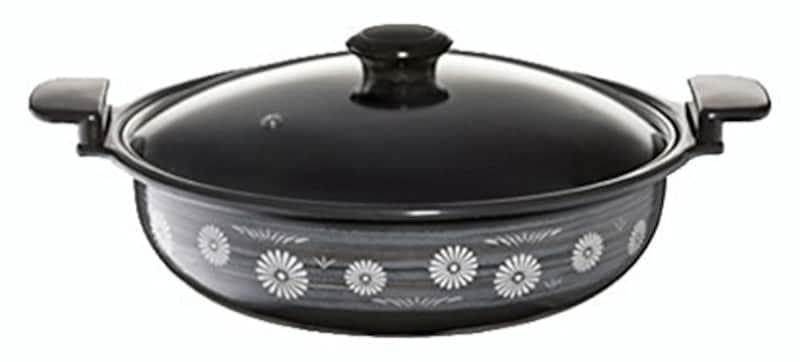 高木金属 ,両手鍋 ホーロー IH対応  味わい鍋