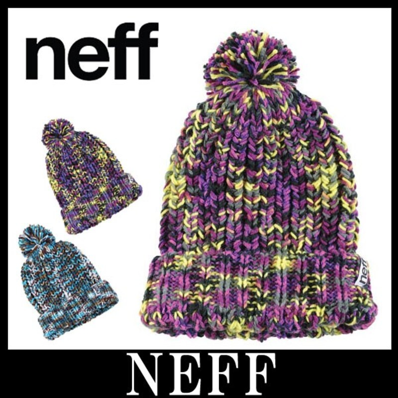 neff(ネフ),スキー・スノボニット帽