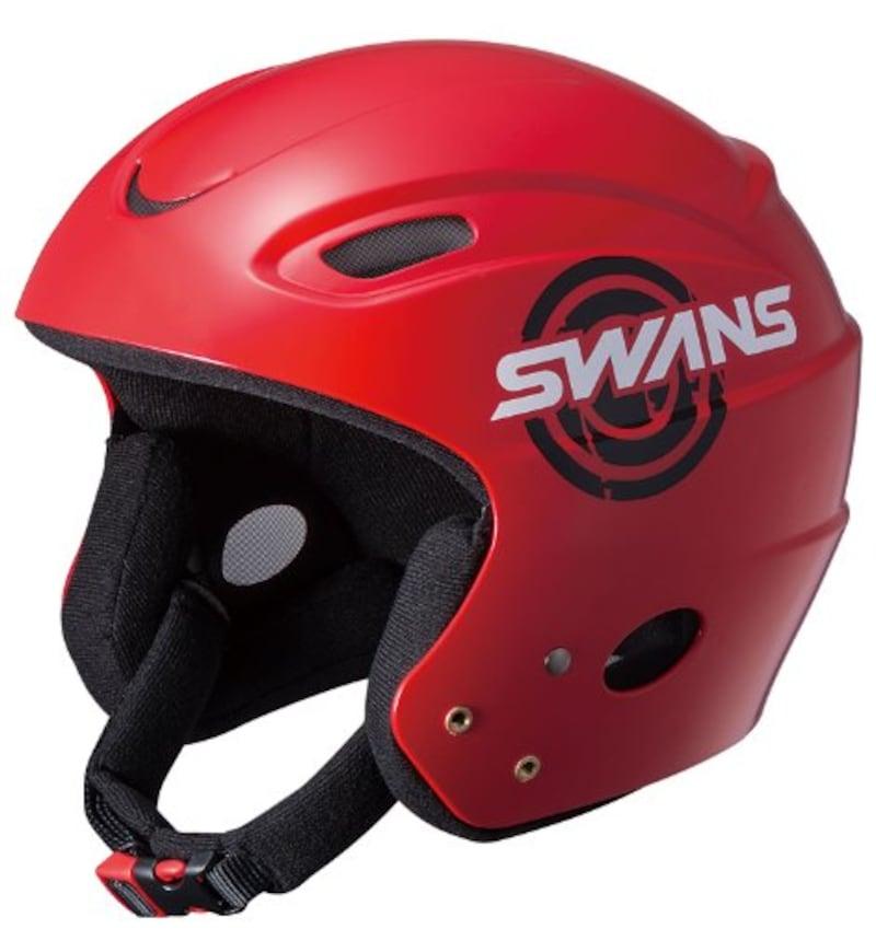 SWANS(スワンズ),子供用スキー・スノーボードヘルメット,H-50