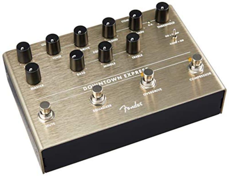 Fender,Downtown Express Bass Multi Effect Pedal