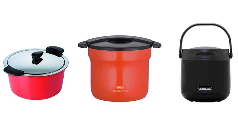 保温調理鍋のおすすめ人気ランキング10選 サーモス・タイガーなどの人気商品を比較!