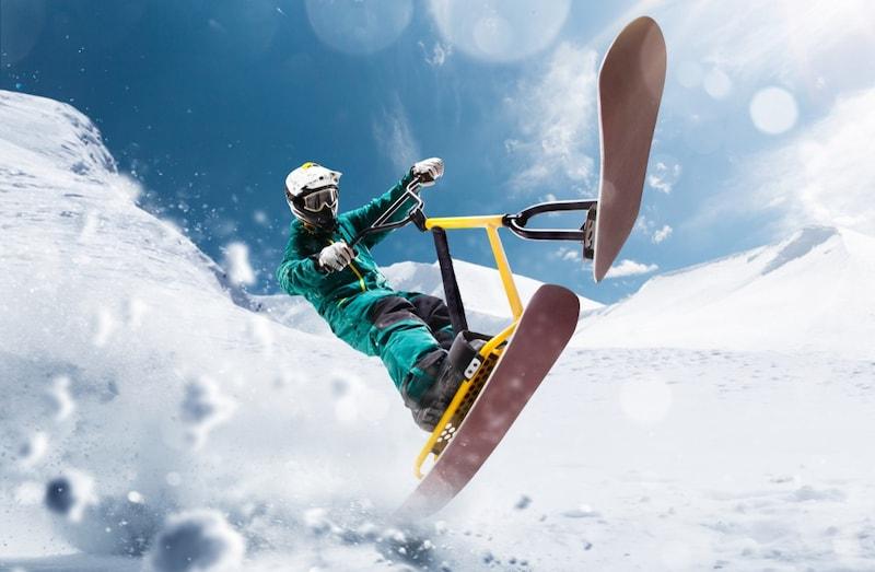 スノースクート・スノーモトおすすめ人気モデル8選|初心者でも簡単に始められる!