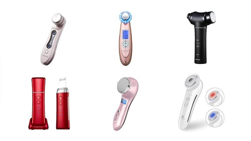 超音波美顔器の効果的な使い方とは?人気商品もあわせて紹介!コイズミやパナソニック、ジェル付属のものに注目