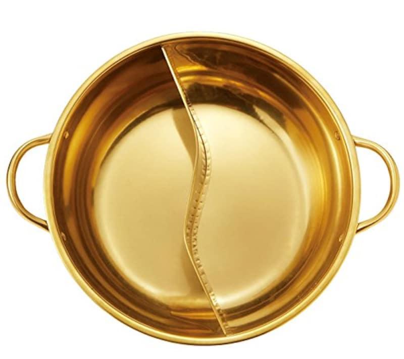 内海産業,金色のよくばり二食鍋  ,23729