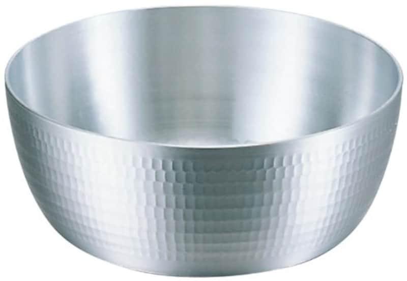 中尾アルミ製作所,アルミヤットコ鍋 ,k-020006