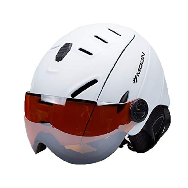 EnzoDate,バイザースキースノーボードヘルメット