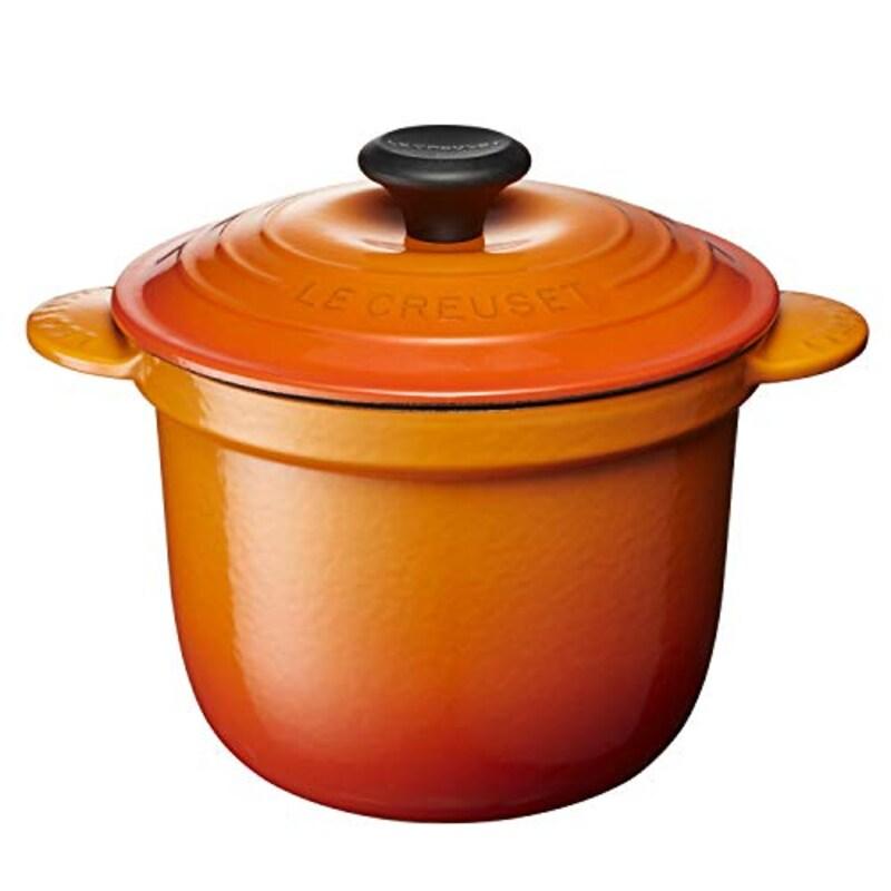 ルクルーゼ,ココットエブリィ ホーロー鍋