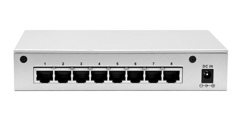 スイッチングハブのおすすめ人気ランキング8選|LANポート不足を解消!