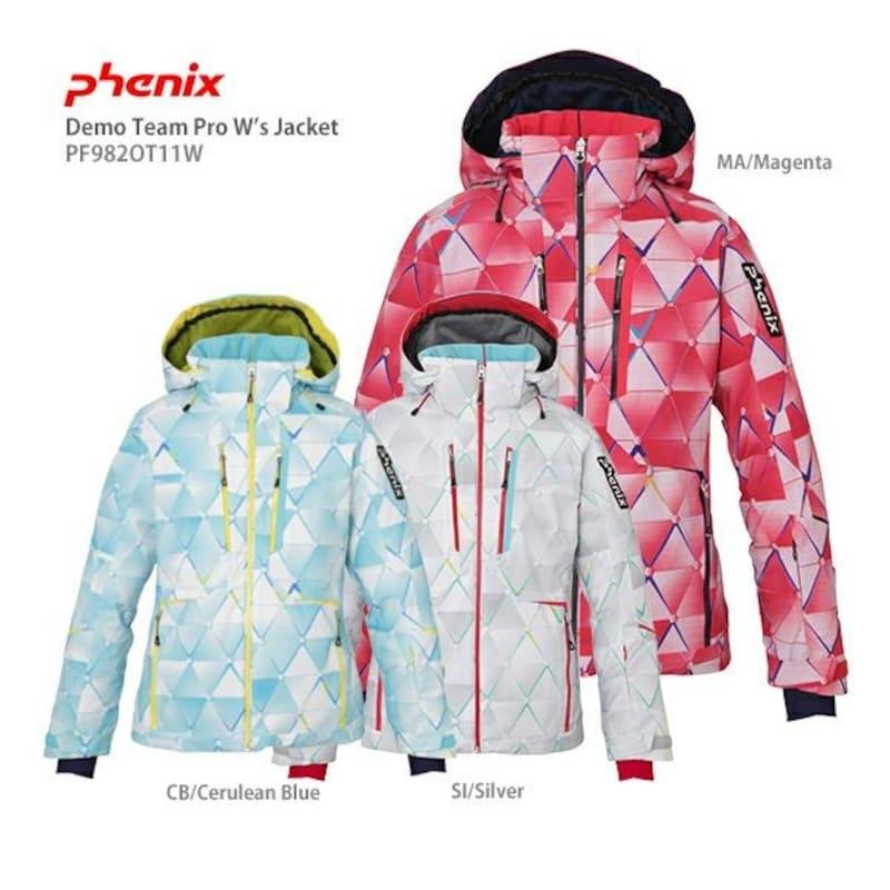 Phoenix(フェニックス),スキーウェア レディース ジャケット,cd38732