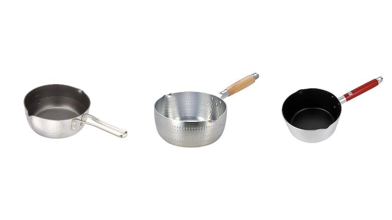 雪平鍋おすすめ12選|雪平鍋とは?IH対応のステンレス製・アルミ製商品も!