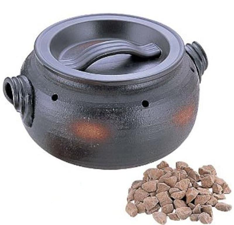 三鈴陶器,石焼きいも鍋「いも太郎」
