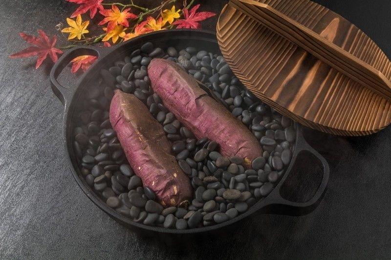 焼き芋鍋のおすすめ人気ランキング11選|IH対応や石付きも!使い方もご紹介