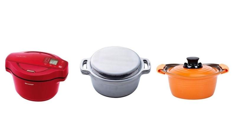 無水調理鍋のおすすめ人気ランキング15選|バーミキュラやル・クルーゼなどの人気メーカーを比較!