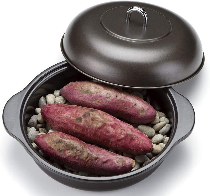 高木金属,ホーロー焼き芋器,HA-IY24N