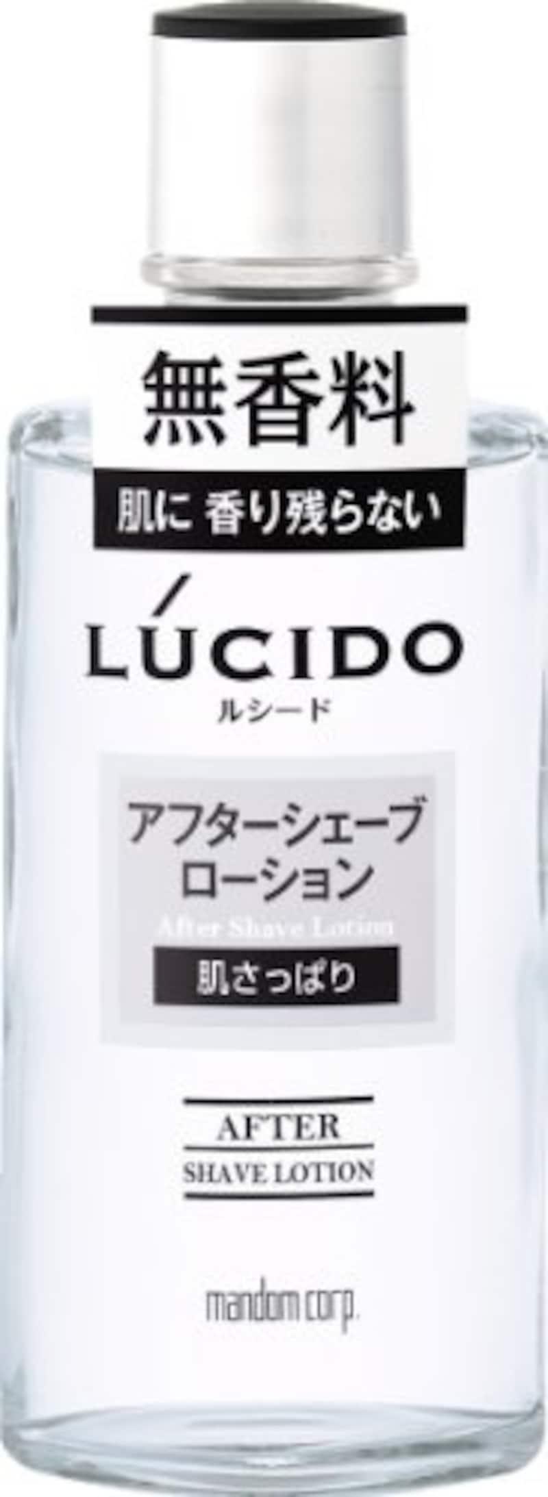 LUCIDO(ルシード),アフターシェーブローション,BU02P03584