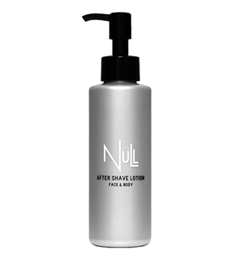 NULL(ヌル),アフターシェーブローション,NULL-AFLOTION
