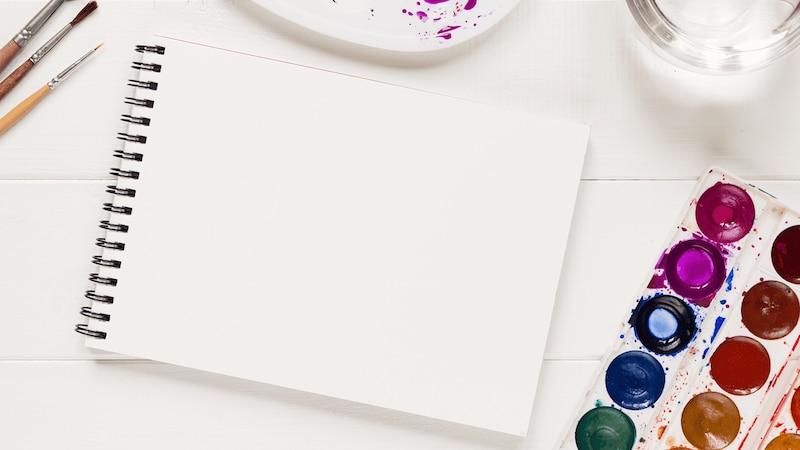 水彩紙のおすすめ人気ランキング16選|用途に合わせて、荒目か細目で選ぼう