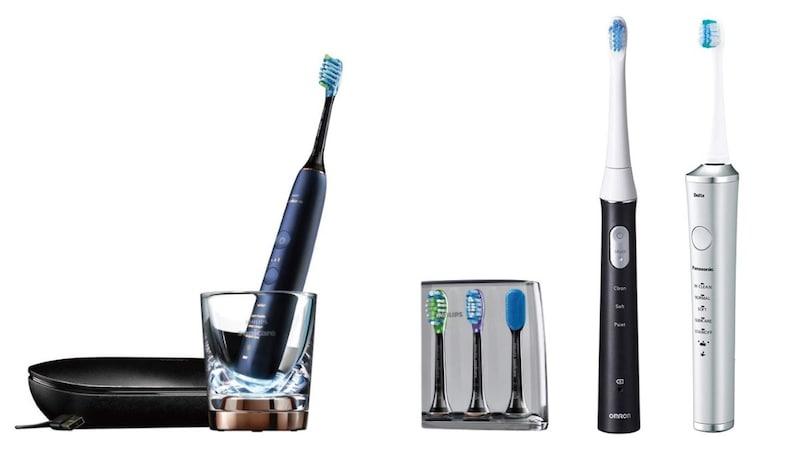 電動歯ブラシを振動数で比較!人気3メーカーとおすすめ製品6選