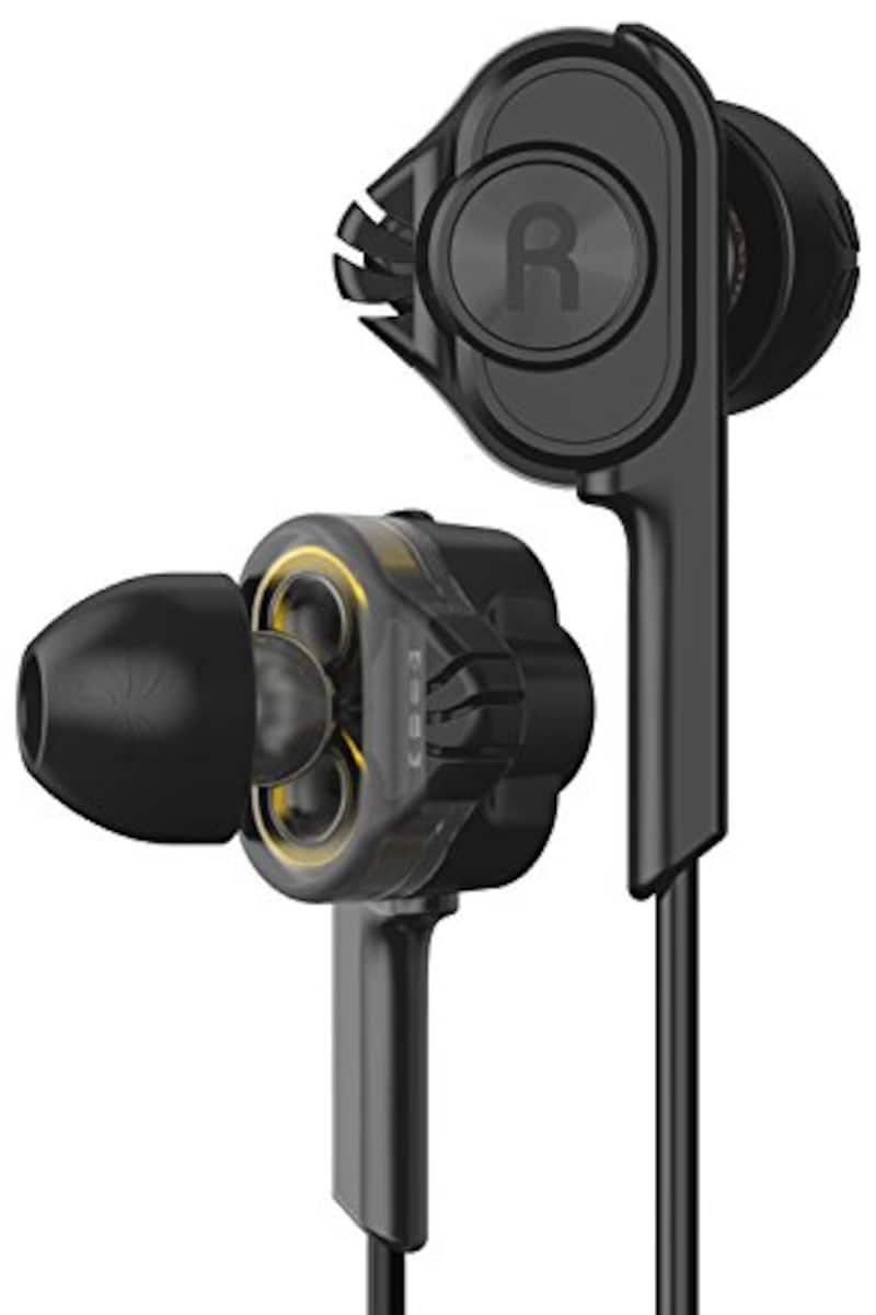 ARKARTECH,Dual Dynamic Driver Earphone,T61