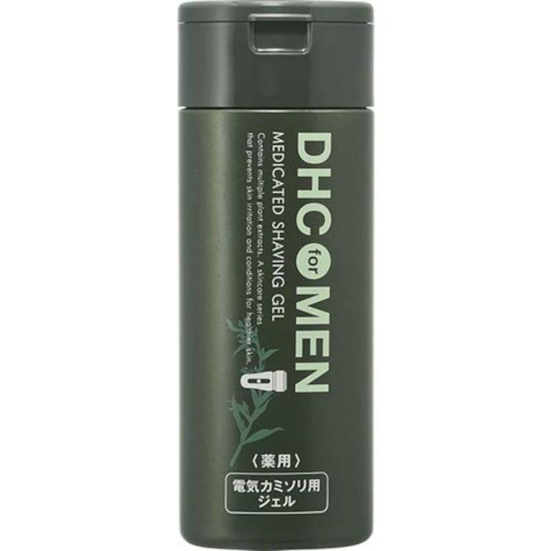 DHC for MEN,薬用シェービング ジェル 140ml