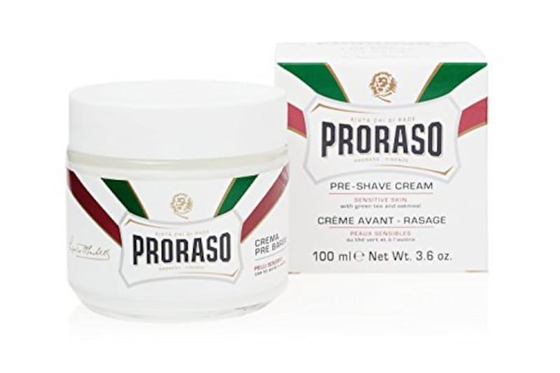PRORASO(ポロラーソ),プレシェーブクリーム センシティブ,400103
