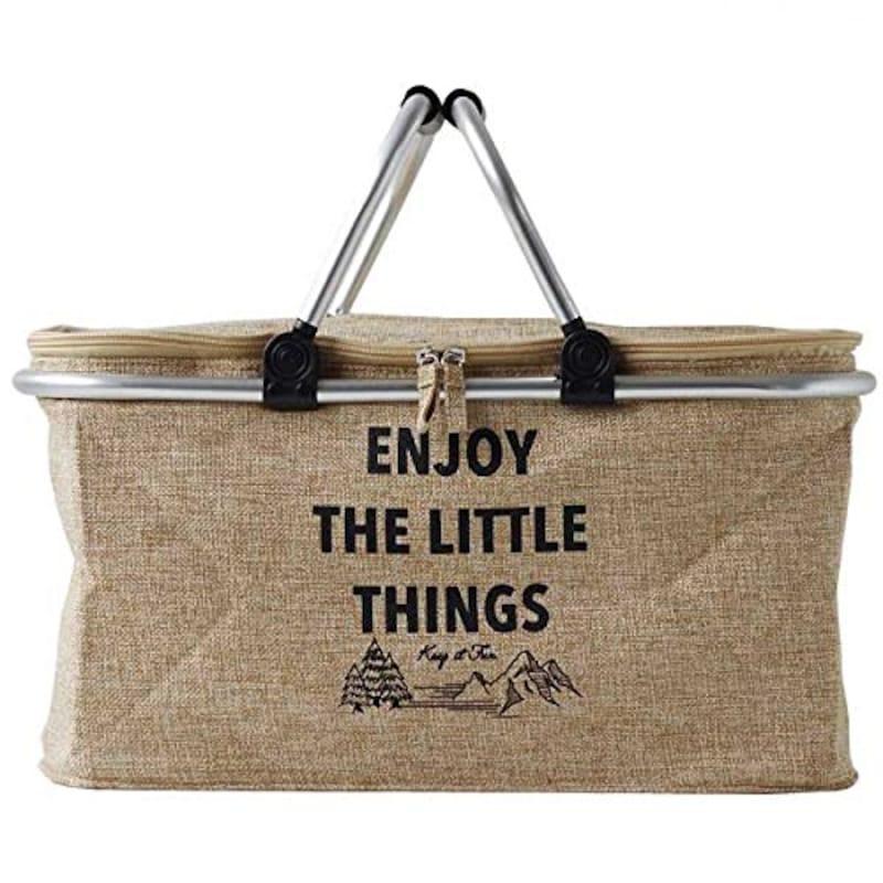 ヘミングス,サニーピクニックバスケットL 保冷バッグ
