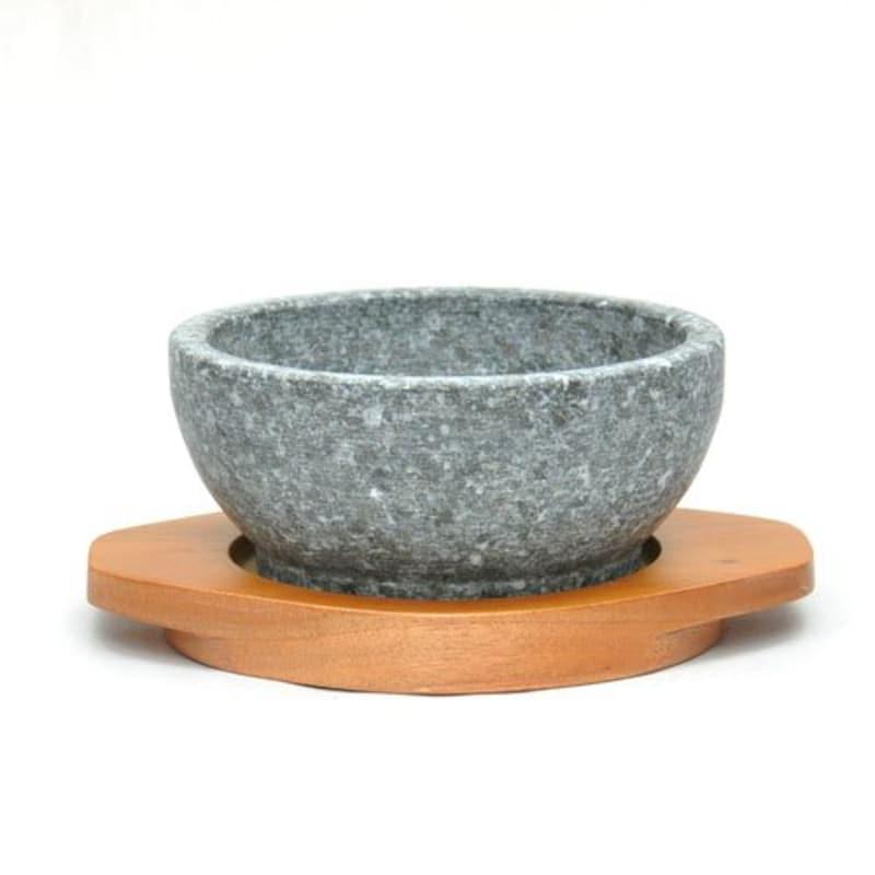 センヨー,石焼きビビンバ鍋16cm木台付セット
