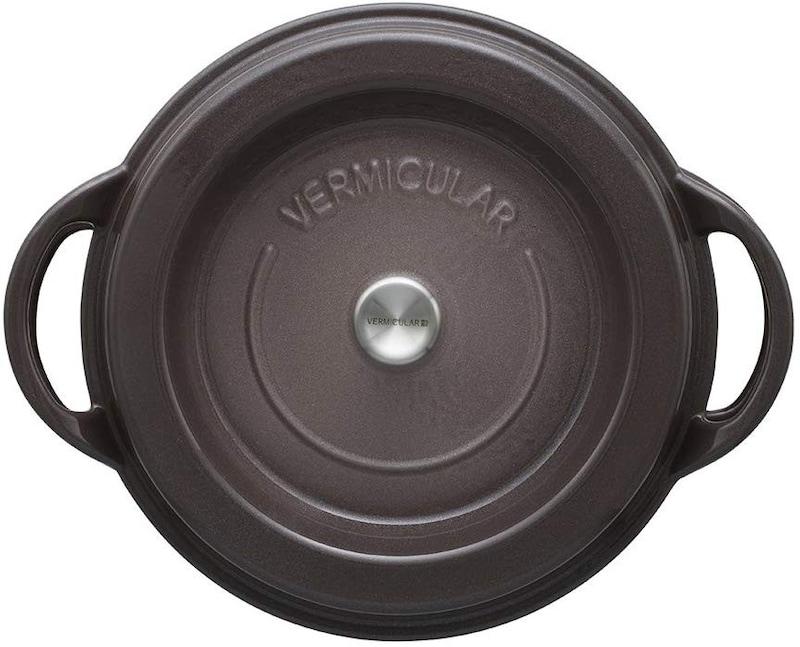 バーミキュラ(Vermicular), ホーロー鍋 専用レシピブック付,BRN26RS