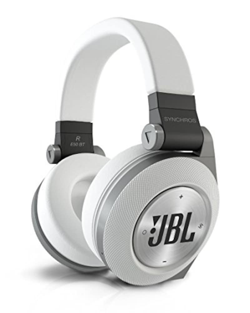 JBL(ジェイビーエル),ワイヤレスヘッドホン,E50BTWHT