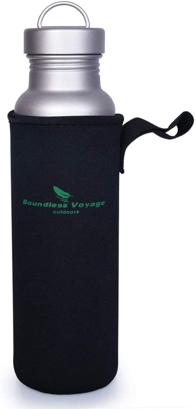 Boundless Voyage,純チタン水筒