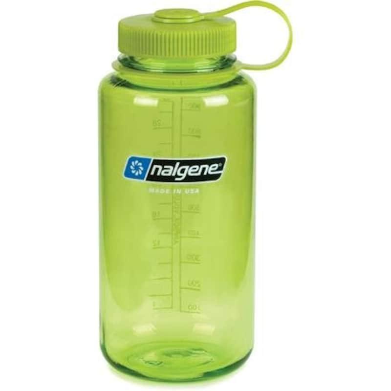ナルゲン(NALGENE),カラーボトル 広口 スプリンググリーン