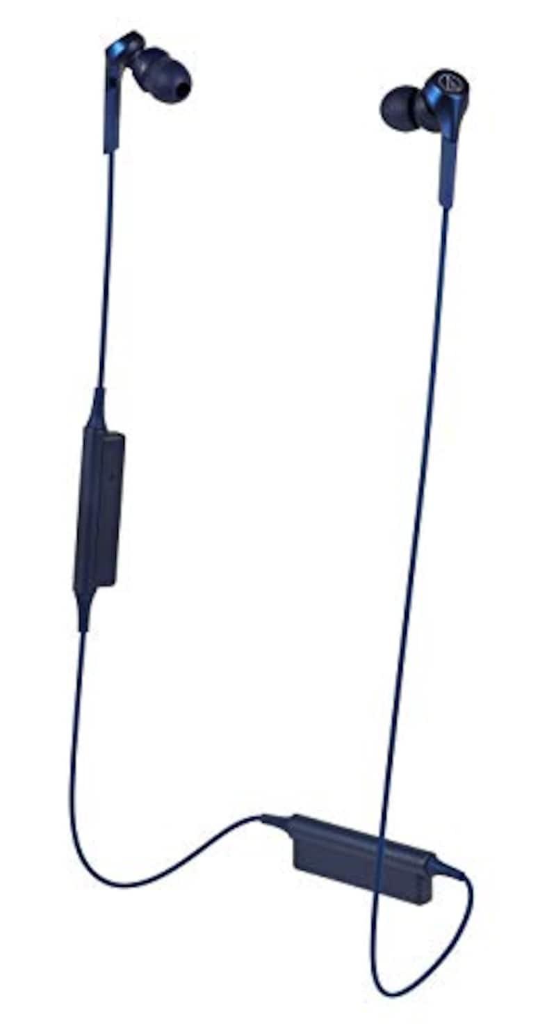 audio-technica(オーディオテクニカ),SOLID BASS,ATH-CKS550XBT BL
