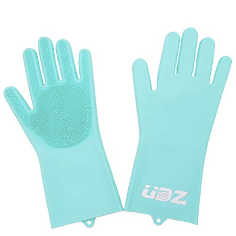 UDZ,シリコン洗濯手袋 クリーニンググローブ