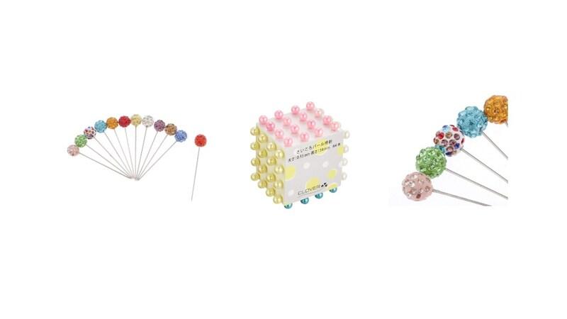 まち針のおすすめ人気ランキング10選|おしゃれでかわいいピンクッションも!