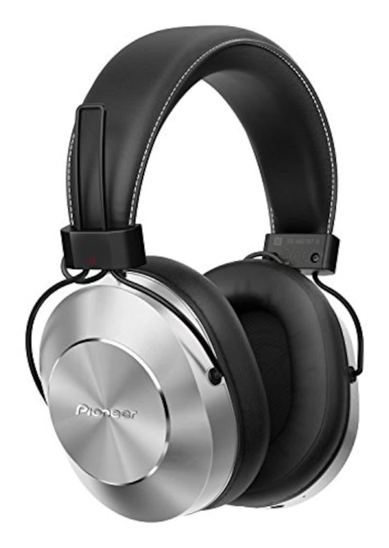 Pioneer,Bluetoothヘッドホン,SE-MS7BT-S