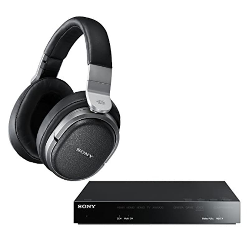 SONY,デジタルサラウンドヘッドホンシステム,HW700DS