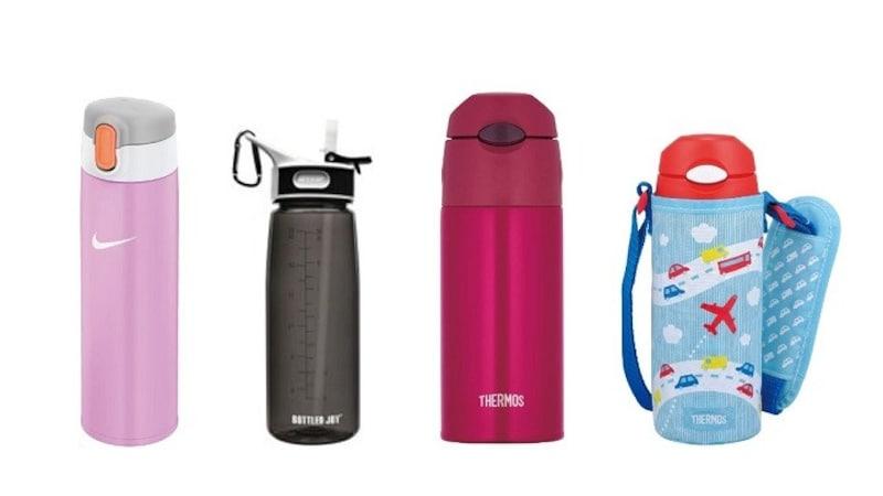 【子供用・大人用】ストロー付き水筒のおすすめ人気12選|保冷性の高いステンレス製も