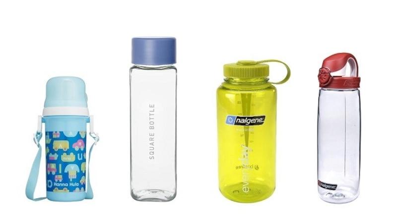 【軽量】プラスチック水筒おすすめ人気14選|子供も飲みやすいコップ付きやストロータイプも!