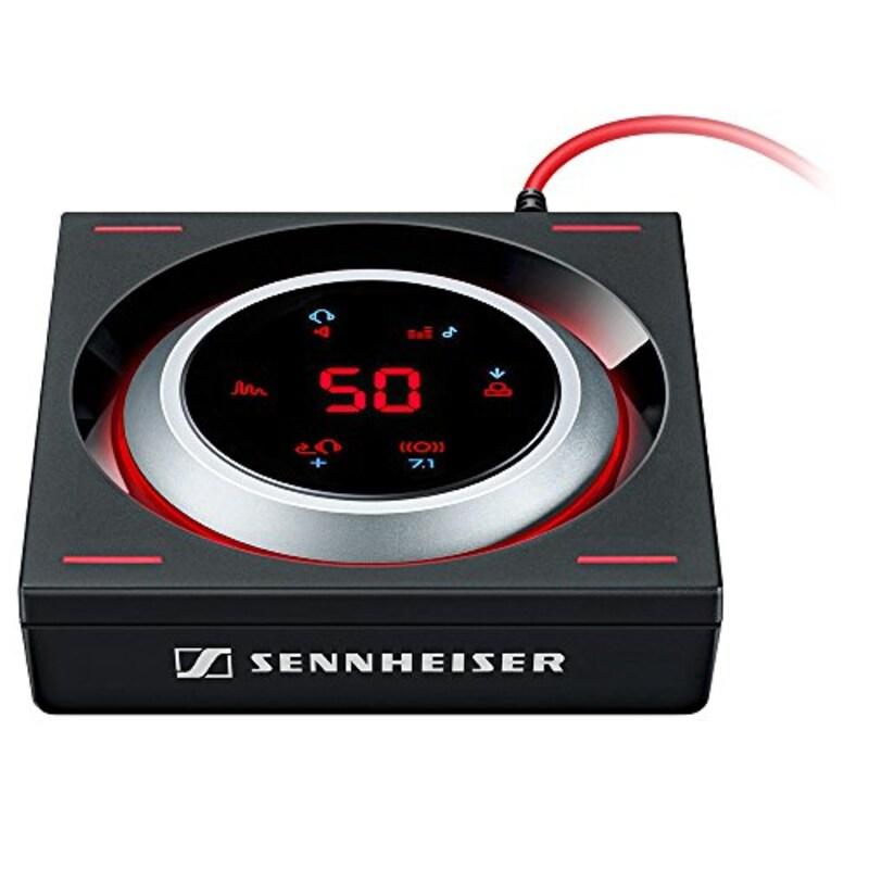 SENNHEISER(ゼンハイザー),ゲーミング&PC用オーディオアンプ 7.1ch,GSX 1200 Pro