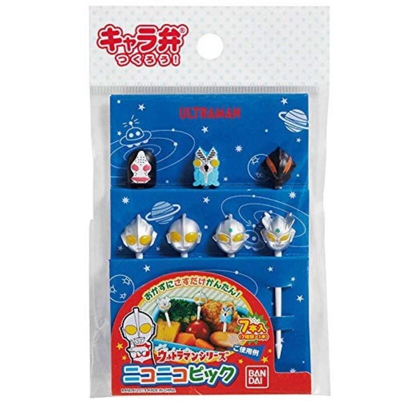 トルネ,ニコニコピック ウルトラマンシリーズ 7本入,2407832