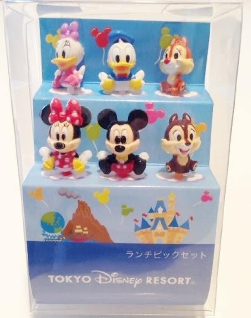 Disney(ディズニー),ミッキー&フレンドのランチピック
