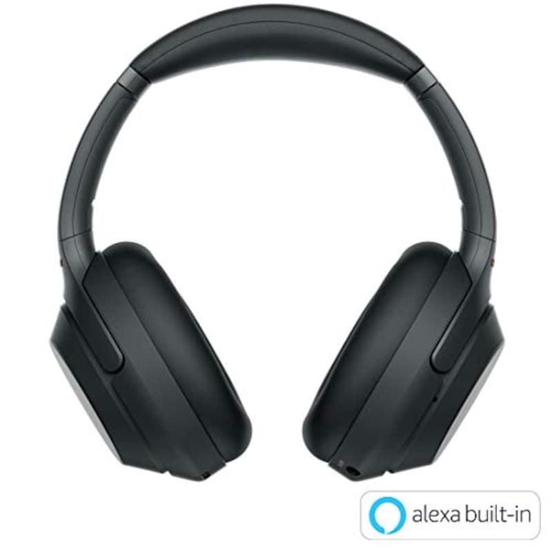 SONY(ソニー),ワイヤレスノイズキャンセリングヘッドホン,WH-1000XM3 B