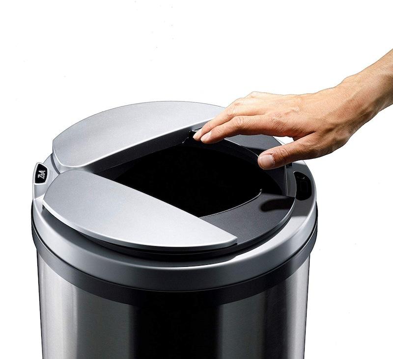 ZitA,ひらけ、ゴミ箱