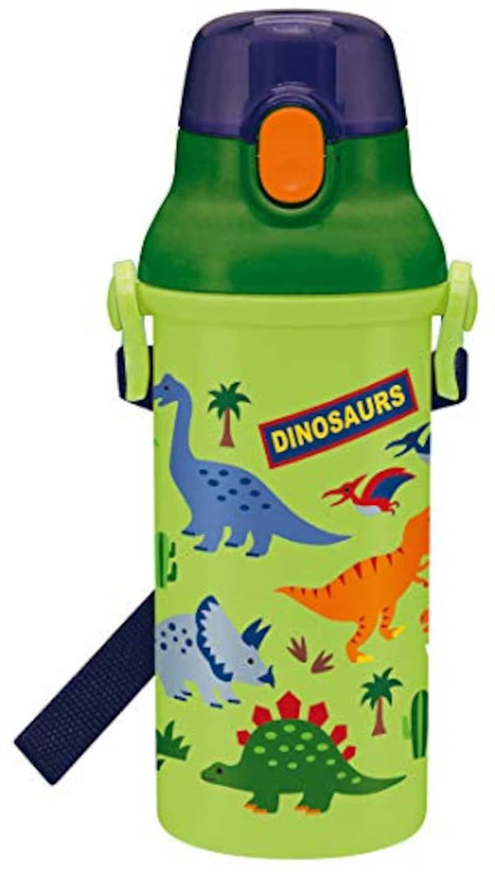 スケーター,子供用水筒 ディノサウルス,PSB5SAN