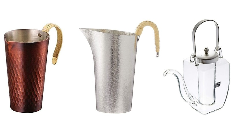 ちろりのおすすめ人気ランキング11選|日本酒好き必見!錫・銅・ガラスといった材質の違いとは?