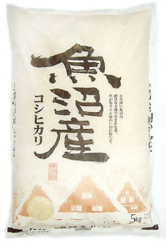 【精米】 新潟県 魚沼産 コシヒカリ