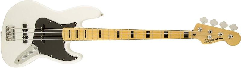 Squier エレキベース SQ VM JAZZ BASS '70S NAT