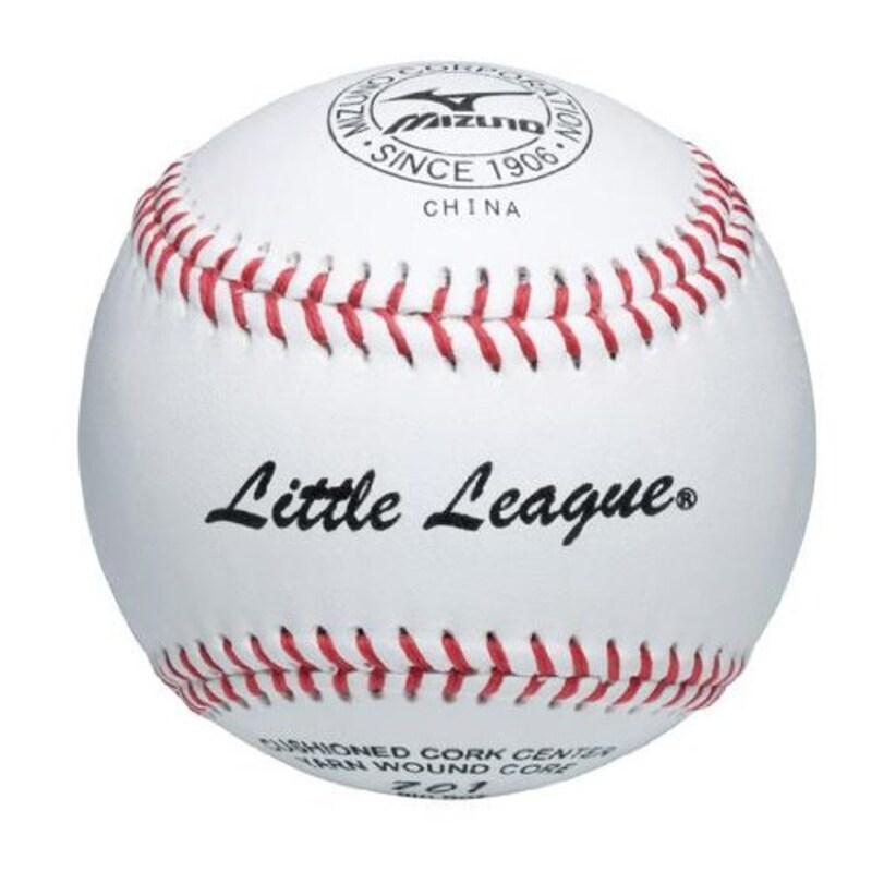ミズノ(MIZUNO) 野球 硬式ボール 少年 リトルリーグ701 試合球 (1BJBL70100)