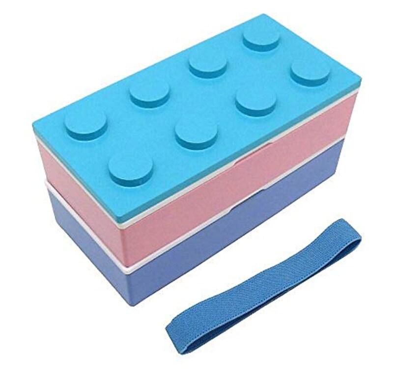 プライムナカムラ,ツートンブロック弁当箱